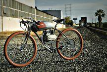 Café Racer Motor Bike