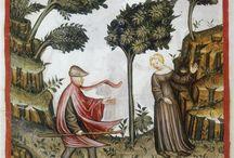 middelalder: hodeplagg