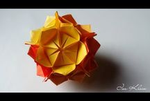 Nápady VYV origami