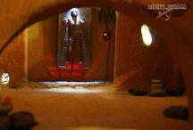 Jabba's Palace Diorama / StarWars