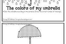 Letter U / by Annette Tubbs