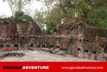 Pulau Bidadari / Wisata Pulau Bidadari di Kepulauan Seribu - call 08777-349-0007 - http://wisata.garudaadventure.com
