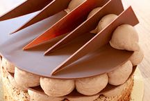 Čokoláda / Zrcadlová poleva