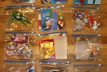 Toddler Busy Bag Swap Party Ideas / Pinning ideas so we can have our own swap!