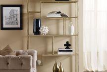 Ann - Bookcases & Sofa