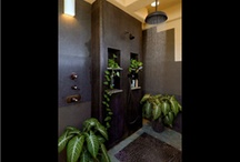 BATHROOMS / Bathrooms are a place of tranquility and serenity. These are some of the most beautiful and eloquent bathrooms we have found.
