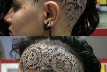 SteamPunk Tattoos / by Kia Murray