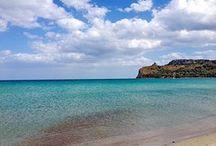 #CAGLIARI / Cagliari,capital de Cerdeña y puerto de cruceros.