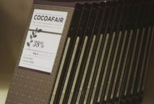 Cocoa Fair / A little insight into our factory, products and packaging