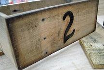 Pallet Projects / by April McAndrews