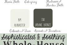 Color Scheme - Gray