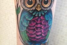 Tattoos / by april urbina