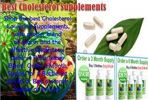 Cholesterol Lowering Supplements