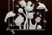 Paper art / by Helena Maria Reis