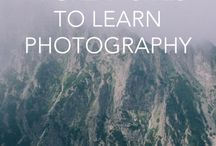 Photography sites to learn