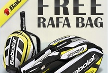 Promos, Contests and Giveaways / by Nadal News