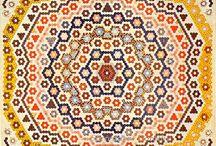 hexagon patchwork Hard