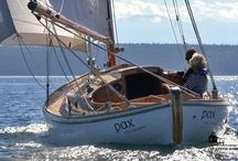 """Finding PAX / The story of a little wooden boat built in Denmark, 1936, and a woman's seven-year quest to find the boat's lost history in three countries. """"a reflective, literate diary crossed with a mystery"""""""
