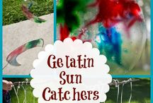 Crafts for Kids / Looking for ideas to keep them busy indoors or outdoors?  We'll be sharing cute creative craft ideas.