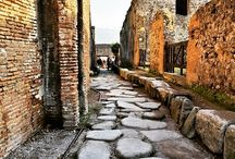 Surroundings / The surroundings of Pompei