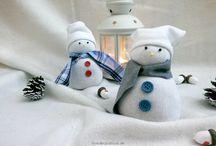 Deko Winter / Weihnachten