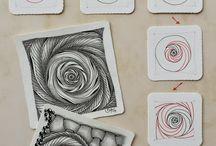 ballerina card patterns