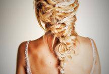 Wedding Hair #2016 / 2016 Vivid Hair Wedding Shoot