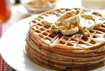 Waffles / by Janet Galvez