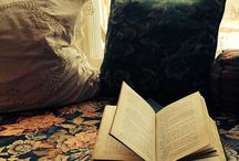 Reading nook...