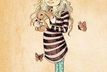 A sweet Illustration