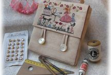 Finitions broderie