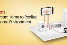 Connected home 3D
