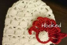 CROCHET BEANIES (MY WORK)