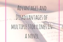Writing tips / A collection of useful things and writing tips for authors