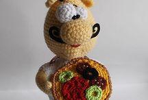 Вязание. Куклы тематические
