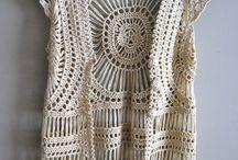 She's Crafty - yarn geek vests / by Christi Bradley