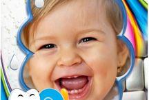 DİŞ BUĞDAYI MAGNETLERİ / İlk dişler özeldir, hatıraya çevirmek için bebekmoni magnetleri yeterli...
