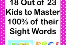 sight words mastered