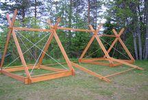 Namiot i wyposażenie