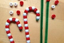 Beads & pipe cleaners