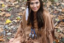 Indian Style / Native americans style