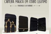 JT Magic Wallet / Magic Wallet in Leather
