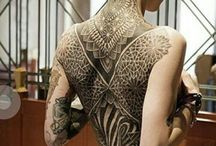 Worldwide tattoo fashion