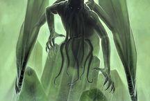 Eric Lofgren's Latest Lovecraft Art / The latest Lovecraft themed artwork from Eric Lofgren.