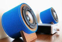 Passive speaker - Other design ideas