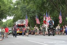 2016 July 4th Parade / Images from the 2016 July 4th Parade in Oak Park.