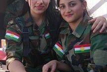 I am kurdish / My place Kurdistan