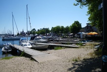 Sailing in Sweden