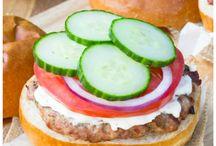 HB's / Hamburgers...