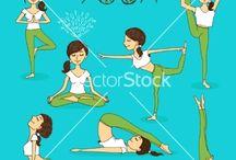 Yogamappám gyerekeknek / children yoga